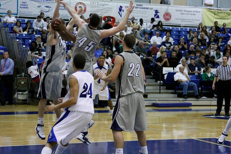 Lynn University Mens Basketball vs Nova -  (539)