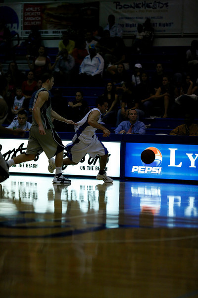 Lynn University Mens Basketball vs Nova -  (682)