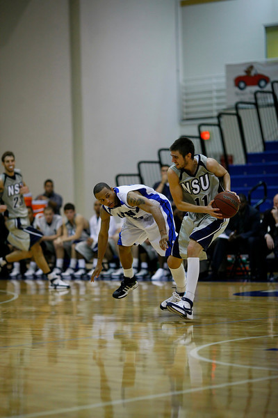 Lynn University Mens Basketball vs Nova -  (657)