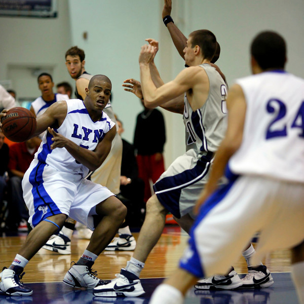 Lynn University Mens Basketball vs Nova -  (665)