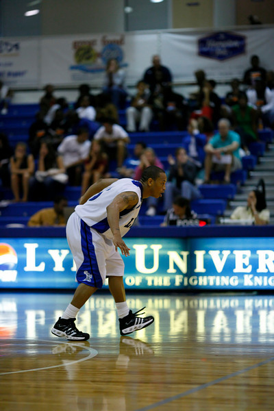 Lynn University Mens Basketball vs Nova -  (702)