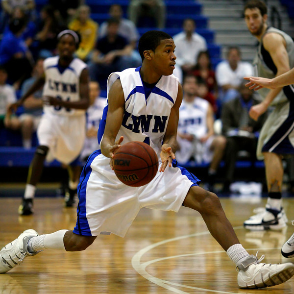 Lynn University Mens Basketball vs Nova -  (638)