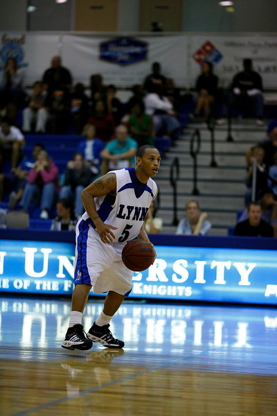 Lynn University Mens Basketball vs Nova -  (705)