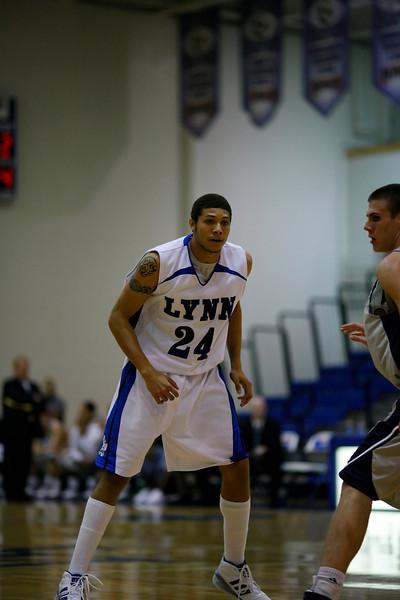 Lynn University Mens Basketball vs Nova -  (531)