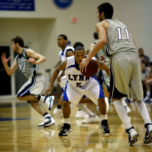 Lynn University Mens Basketball vs Nova -  (669)