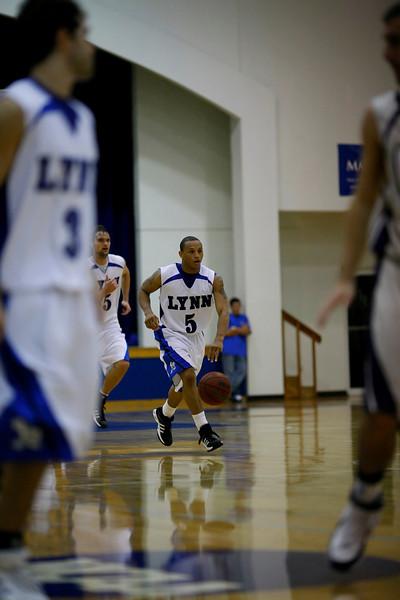 Lynn University Mens Basketball vs Nova -  (578)