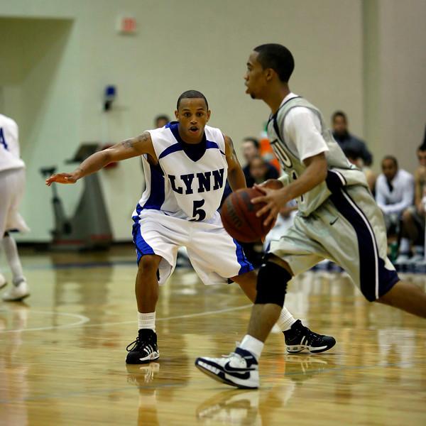 Lynn University Mens Basketball vs Nova -  (704)