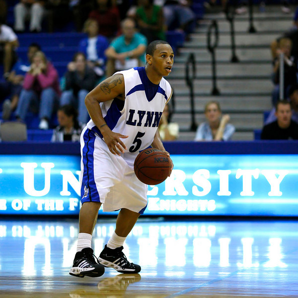 Lynn University Mens Basketball vs Nova -  (707)