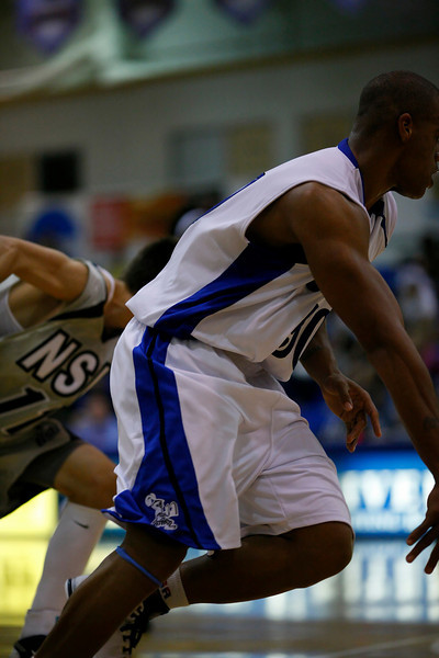 Lynn University Mens Basketball vs Nova -  (573)