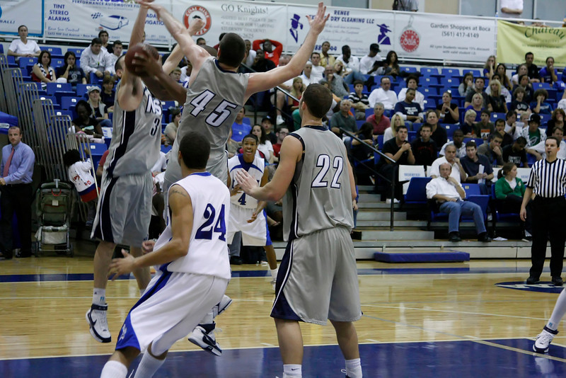 Lynn University Mens Basketball vs Nova -  (539)