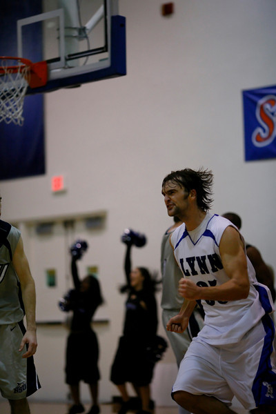 Lynn University Mens Basketball vs Nova -  (603)