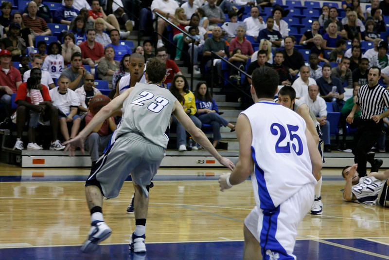 Lynn University Mens Basketball vs Nova -  (571)