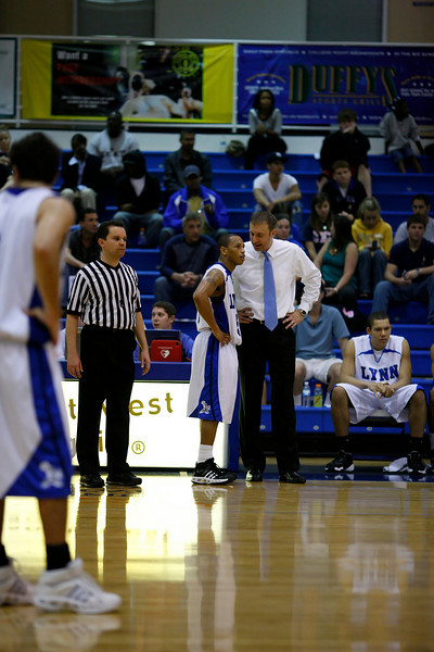 Lynn University Mens Basketball vs Nova -  (675)