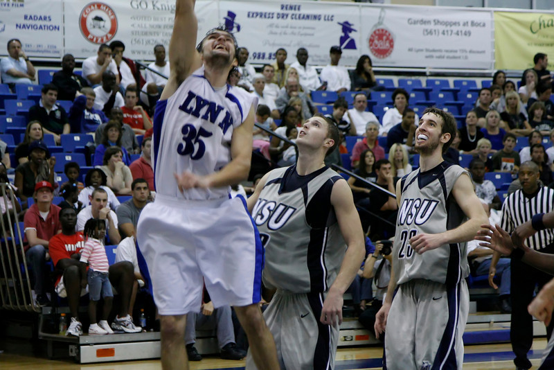 Lynn University Mens Basketball vs Nova -  (696)