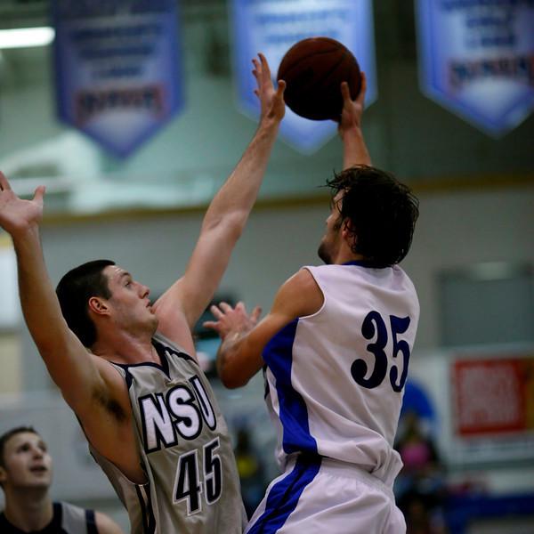 Lynn University Mens Basketball vs Nova -  (344)sq