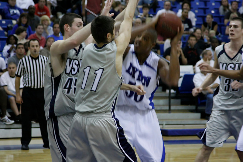 Lynn University Mens Basketball vs Nova -  (512)