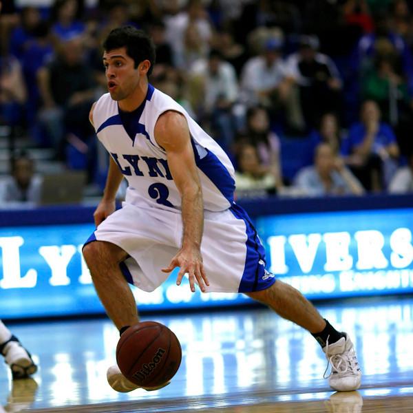 Lynn University Mens Basketball vs Nova -  (317)sq
