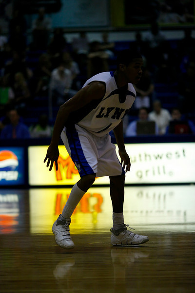 Lynn University Mens Basketball vs Nova -  (677)