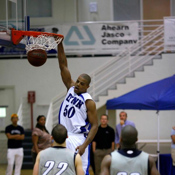 Lynn University Mens Basketball vs Nova -  (747)sq