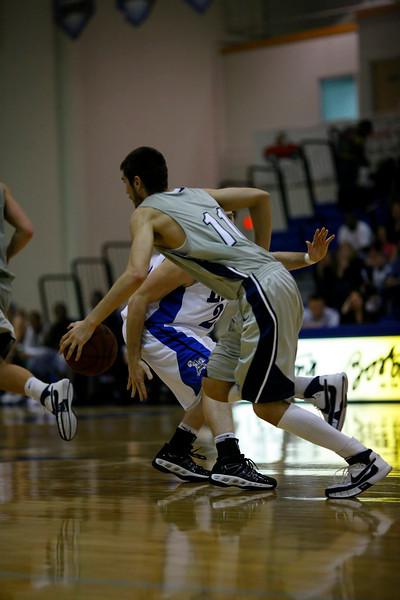 Lynn University Mens Basketball vs Nova -  (563)