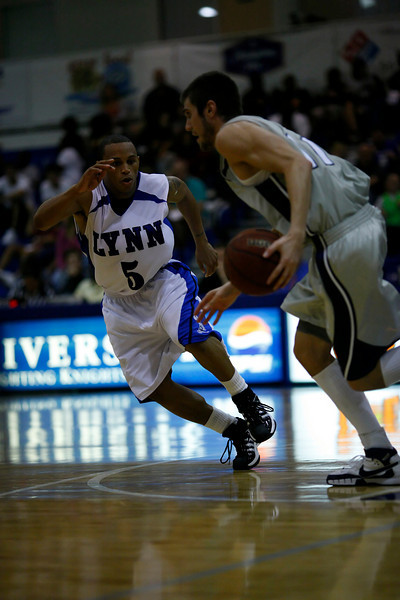 Lynn University Mens Basketball vs Nova -  (544)