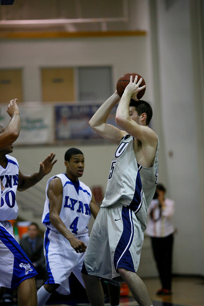 Lynn University Mens Basketball vs Nova -  (516)