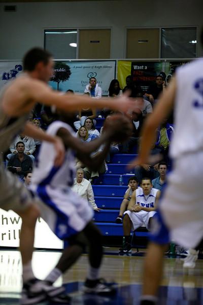 Lynn University Mens Basketball vs Nova -  (524)