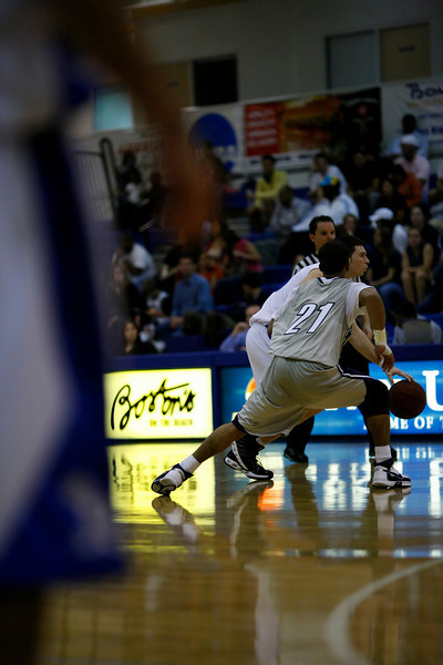 Lynn University Mens Basketball vs Nova -  (555)