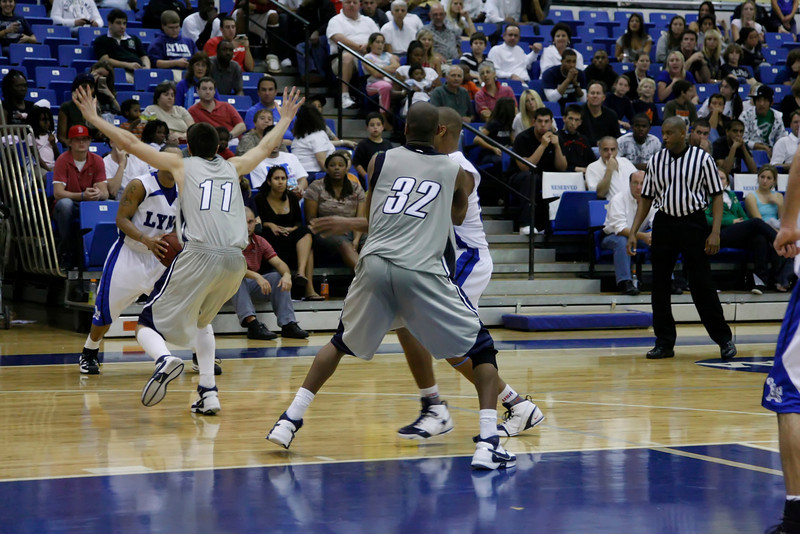 Lynn University Mens Basketball vs Nova -  (725)
