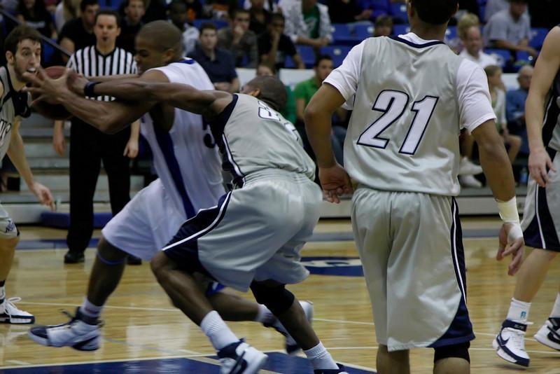 Lynn University Mens Basketball vs Nova -  (495)