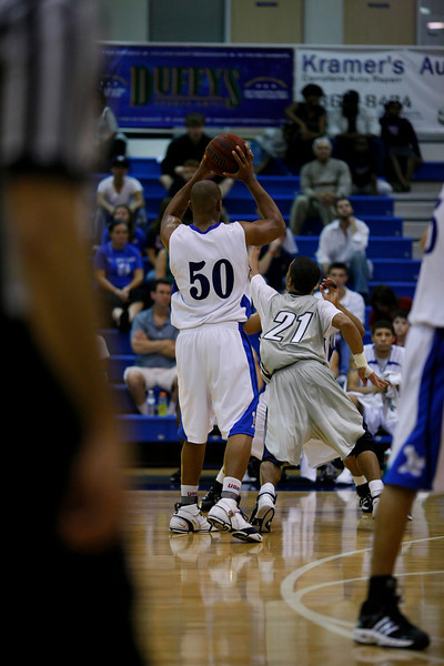 Lynn University Mens Basketball vs Nova -  (699)