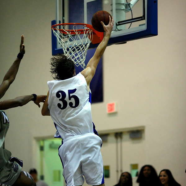 Lynn University Mens Basketball vs Nova -  (602)
