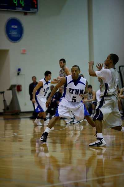 Lynn University Mens Basketball vs Nova -  (599)