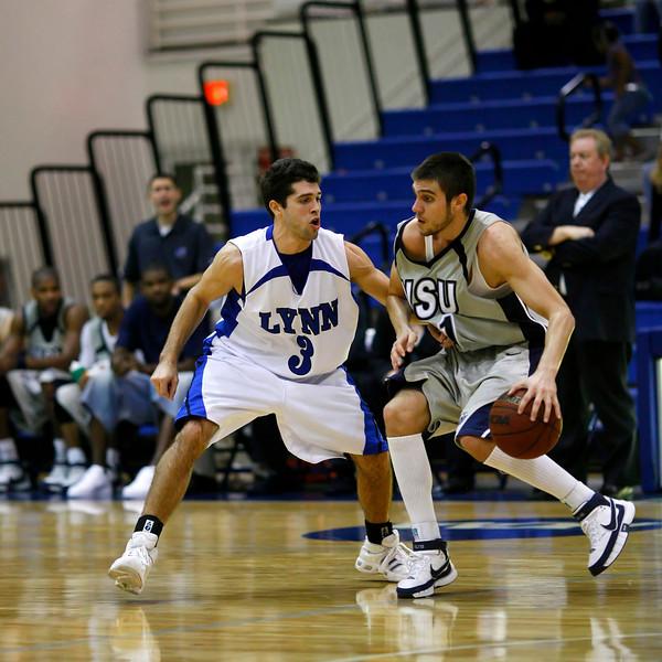 Lynn University Mens Basketball vs Nova -  (627)sq