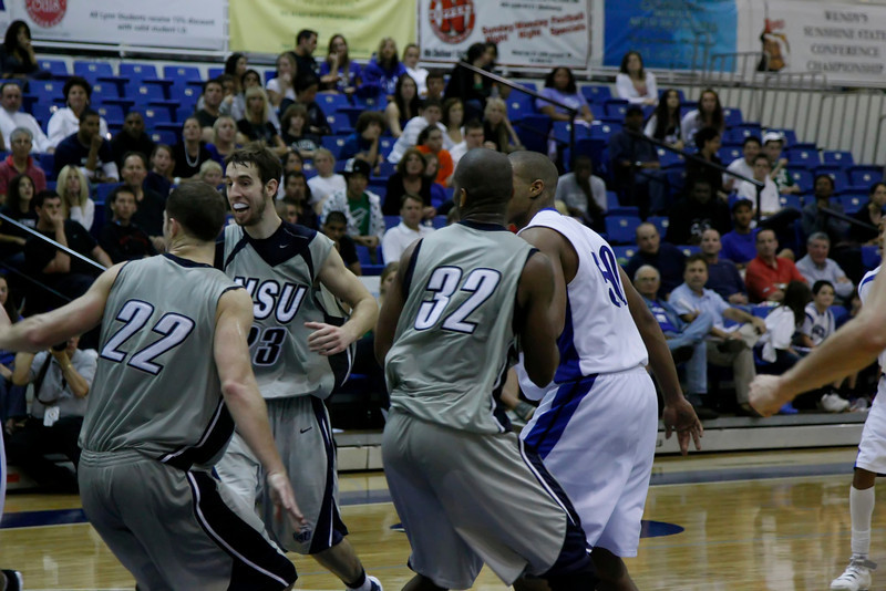 Lynn University Mens Basketball vs Nova -  (695)