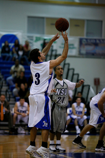 Lynn University Mens Basketball vs Nova -  (688)