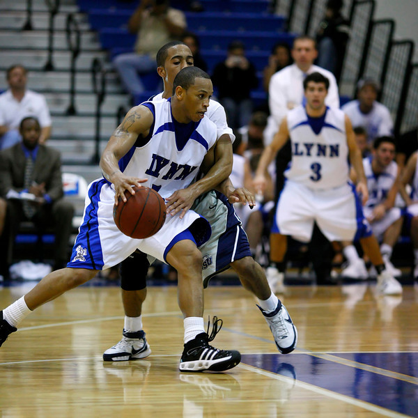 Lynn University Mens Basketball vs Nova -  (619)sq