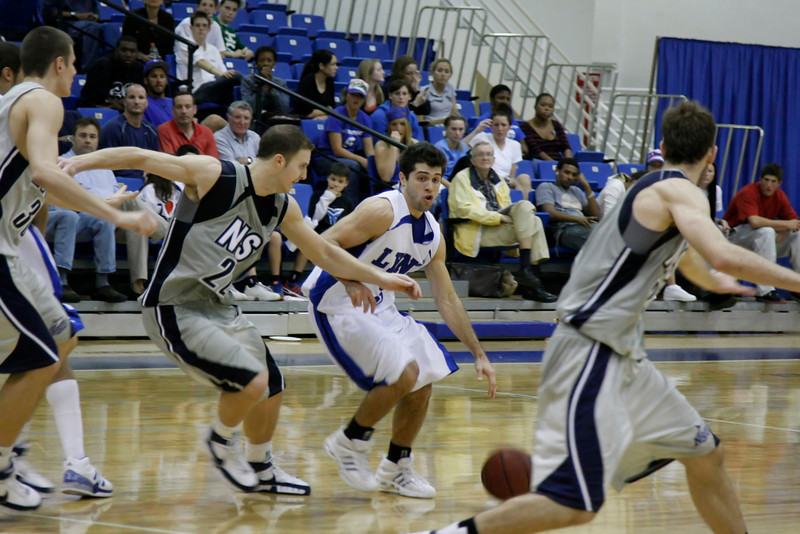 Lynn University Mens Basketball vs Nova -  (651)