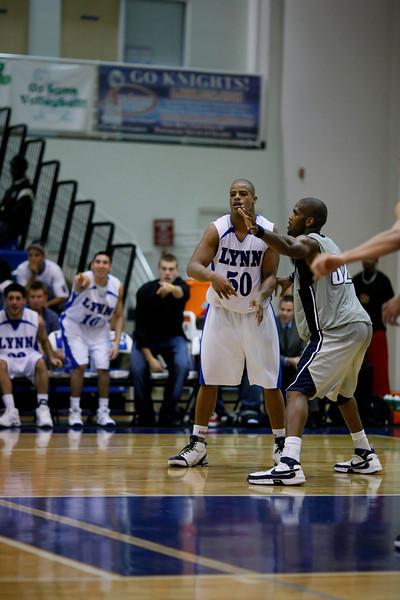 Lynn University Mens Basketball vs Nova -  (714)