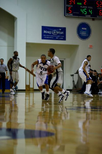 Lynn University Mens Basketball vs Nova -  (549)