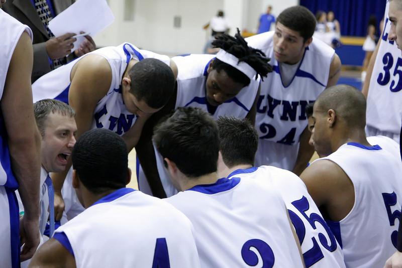 Lynn University Mens Basketball vs Nova -  (477)