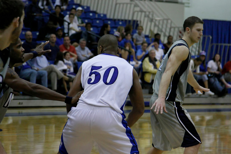 Lynn University Mens Basketball vs Nova -  (654)