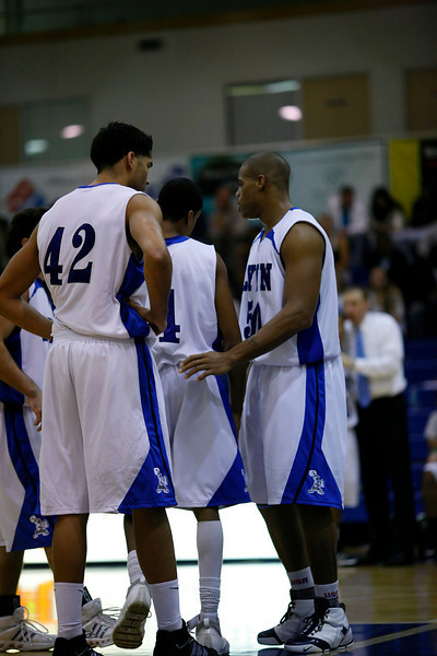 Lynn University Mens Basketball vs Nova -  (508)