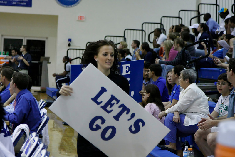 Lynn University Mens Basketball vs Nova -  (560)