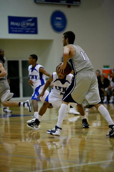Lynn University Mens Basketball vs Nova -  (668)