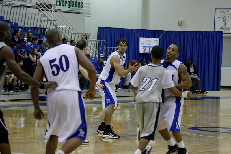 Lynn University Mens Basketball vs Nova -  (708)