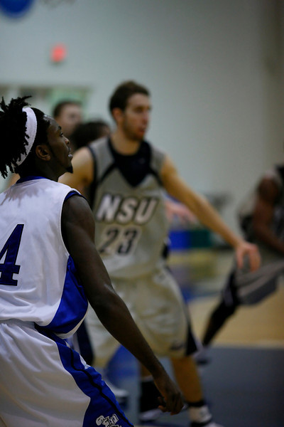 Lynn University Mens Basketball vs Nova -  (588)