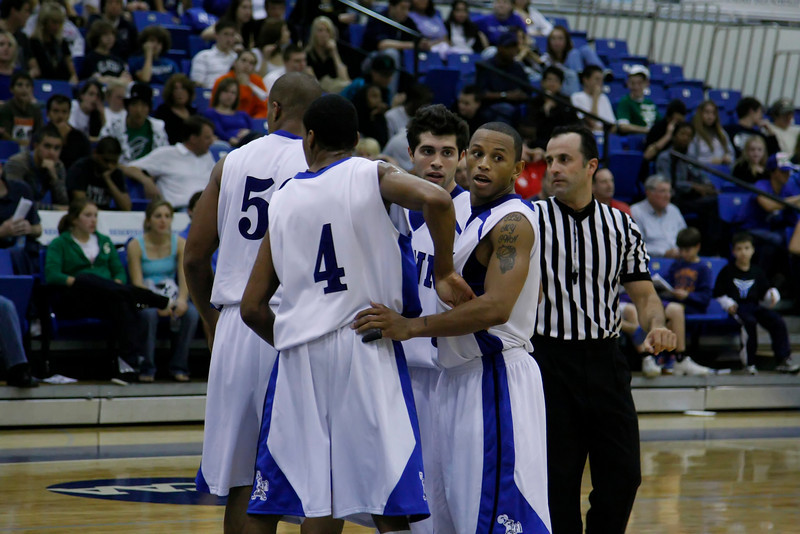 Lynn University Mens Basketball vs Nova -  (543)