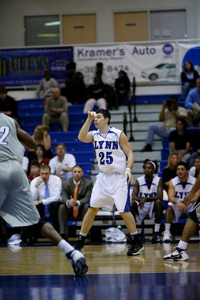 Lynn University Mens Basketball vs Nova -  (494)