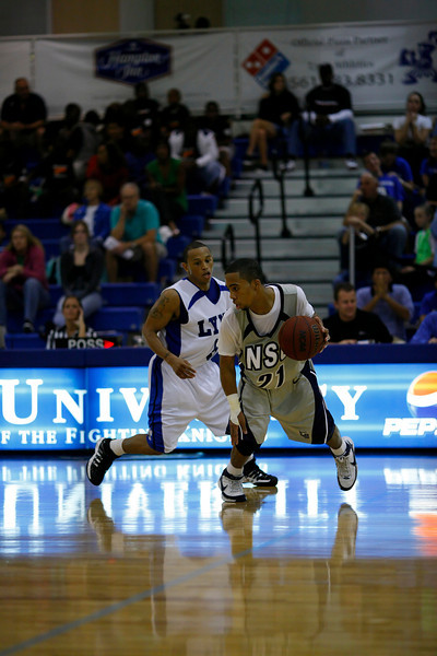 Lynn University Mens Basketball vs Nova -  (597)